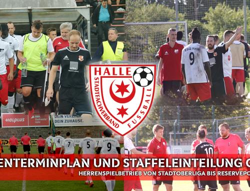 Fußball in Halle: So läuft die nächste Saison (hoffentlich…)