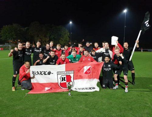 BSV Ammendorf II: Reservepokalsieger mit Verspätung